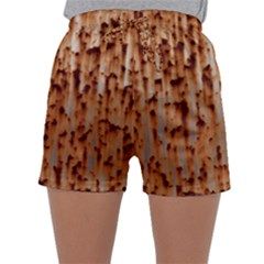Stainless Rusty Metal Iron Old Sleepwear Shorts