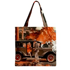 Car Automobile Transport Passenger Grocery Tote Bag