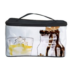 Coffee And Milkshakes Cosmetic Storage Case by KuriSweets
