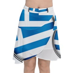 Greece Greek Europe Athens Chiffon Wrap by Nexatart