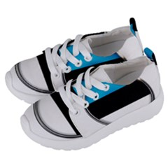 Estonia Country Flag Countries Kids  Lightweight Sports Shoes by Nexatart