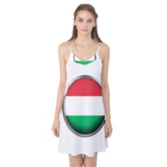Hungary Flag Country Countries Camis Nightgown by Nexatart