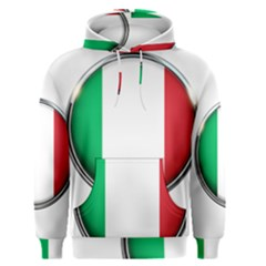 Italy Country Nation Flag Men s Pullover Hoodie