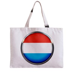 Luxembourg Nation Country Red Mini Tote Bag by Nexatart