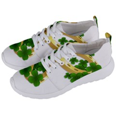 St  Patricks Day  Men s Lightweight Sports Shoes by Valentinaart