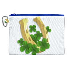 St  Patricks Day  Canvas Cosmetic Bag (xl) by Valentinaart