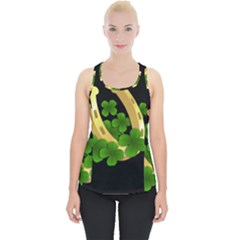 St  Patricks Day  Piece Up Tank Top