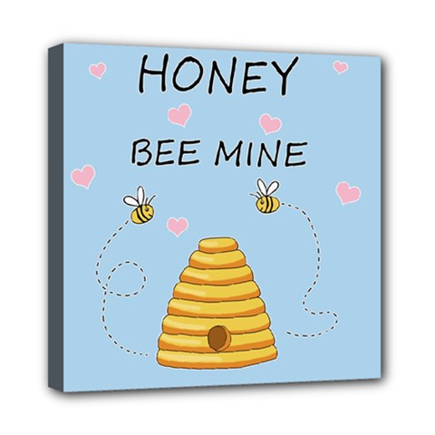 Bee Mine Valentines Day Multi Function Bag