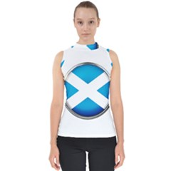 Scotland Nation Country Nationality Shell Top