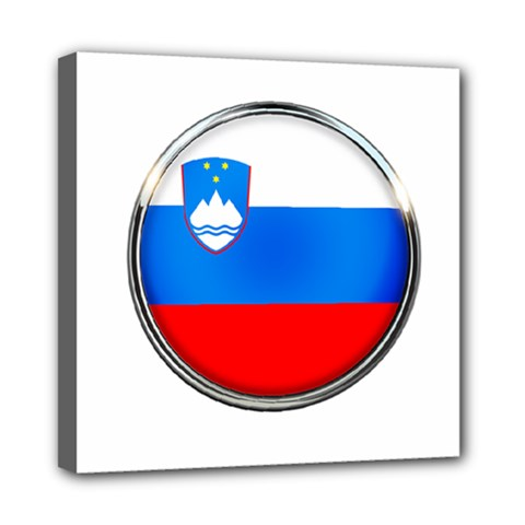 Slovenia Flag Mountains Country Multi Function Bag