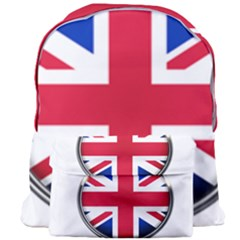 United Kingdom Country Nation Flag Giant Full Print Backpack