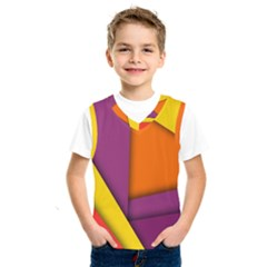 Background Abstract Kids  Sportswear