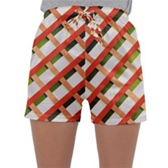 Wallpaper Creative Design Sleepwear Shorts