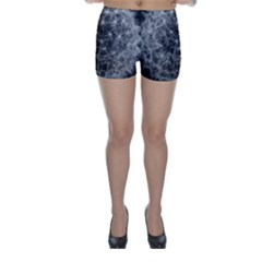 Dandelion Fibonacci Abstract Flower Skinny Shorts