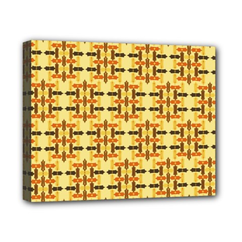 Ethnic Traditional Vintage Background Abstract Canvas 10  X 8  by Nexatart