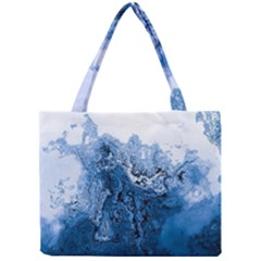 Water Nature Background Abstract Mini Tote Bag by Nexatart