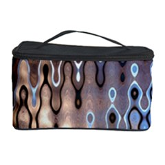 Wallpaper Steel Industry Cosmetic Storage Case by Nexatart
