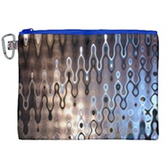 Wallpaper Steel Industry Canvas Cosmetic Bag (xxl) by Nexatart