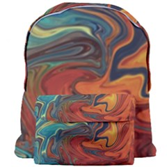 Creativity Abstract Art Giant Full Print Backpack