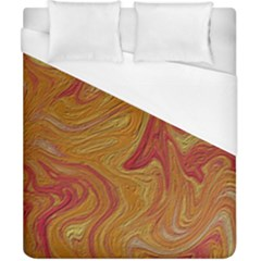 Texture Pattern Abstract Art Duvet Cover (california King Size)