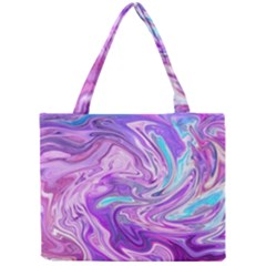 Abstract Art Texture Form Pattern Mini Tote Bag