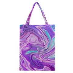 Abstract Art Texture Form Pattern Classic Tote Bag