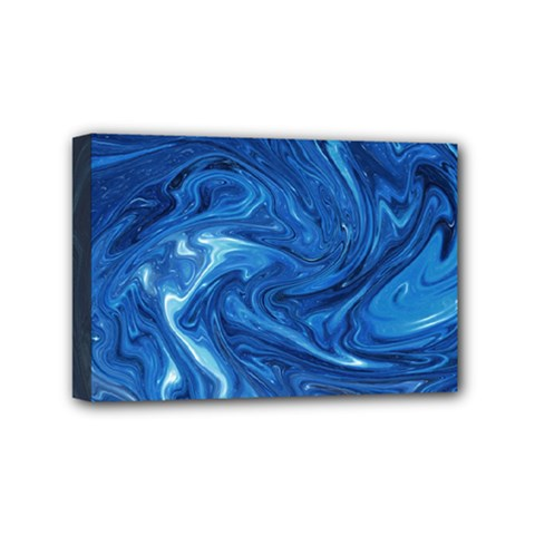 Abstract Pattern Texture Art Mini Canvas 6  X 4