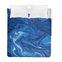 Abstract Pattern Texture Art Duvet Cover Double Side (full/ Double Size)