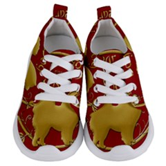 Year Of The Dog   Chinese New Year Kids  Lightweight Sports Shoes
