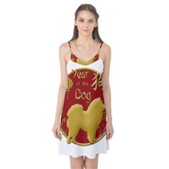 Year Of The Dog   Chinese New Year Camis Nightgown