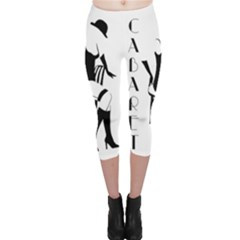 Cabaret Capri Leggings
