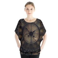 Steampunk, Wonderful Noble Steampunnk Design Blouse by FantasyWorld7