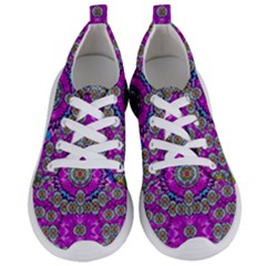 Spring Time In Colors And Decorative Fantasy Bloom Women s Lightweight Sports Shoes