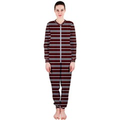 Indian Stripes Onepiece Jumpsuit (ladies)  by jumpercat