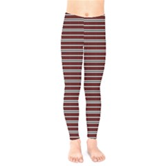 Indian Stripes Kids  Legging by jumpercat