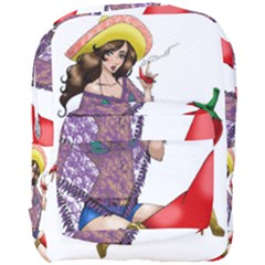 Quente Full Print Backpack