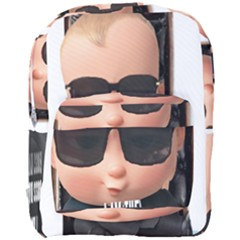 I Am The Boss Daddy Full Print Backpack by BJVLPRADAG