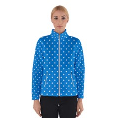 Blue Polka Dots Winterwear