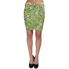 Leaves Fresh Bodycon Skirt by jumpercat