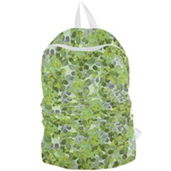 Leaves Fresh Foldable Lightweight Backpack by jumpercat