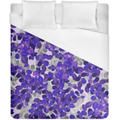 Mistic Leaves Duvet Cover (california King Size) by jumpercat
