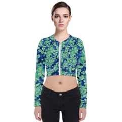 Moonlight On The Leaves Bomber Jacket