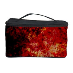Background Art Abstract Watercolor Cosmetic Storage Case