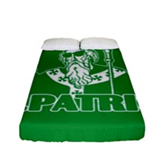 St  Patricks Day  Fitted Sheet (full/ Double Size)