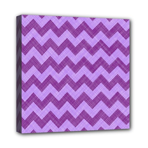 Background Fabric Violet Multi Function Bag