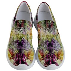 Background Art Abstract Watercolor Women s Lightweight Slip Ons by Nexatart