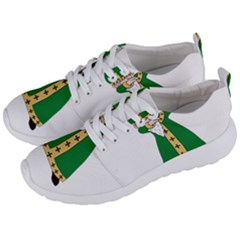 St  Patrick  Dabbing Men s Lightweight Sports Shoes by Valentinaart
