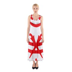 Malaysia Unmo Logo Sleeveless Maxi Dress by abbeyz71
