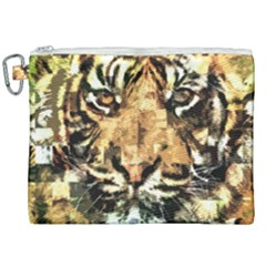 Tiger 1340039 Canvas Cosmetic Bag (xxl) by 1iconexpressions