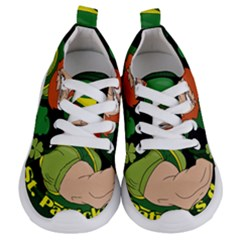 St  Patricks Day Kids  Lightweight Sports Shoes